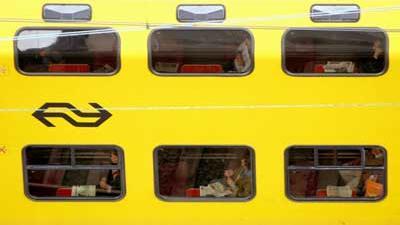 Foto van intercity trein NS | Archief EHF