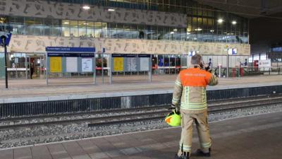 Deel station Rotterdam CS ontruimd vanwege verdachte tas