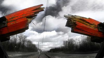 Dode bij ontploffing in trein