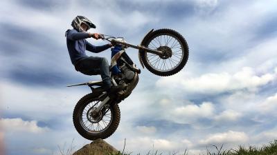 Motortrial in Nederland steeds populairder
