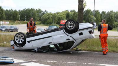 trouwauto-ongeval