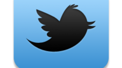 Foto van logo Tweetdeck