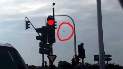 UFO-meldpunt nog geen verklaring voor vreemd rond object met gat erin
