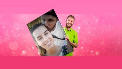 Foto op canvas hét ultieme Valentijnscadeau