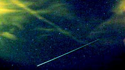 vallende-ster-heelal-meteoor-meteoriet