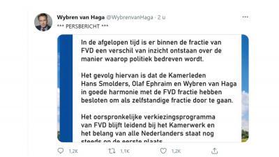 van-haga-afsplitsing-FvD