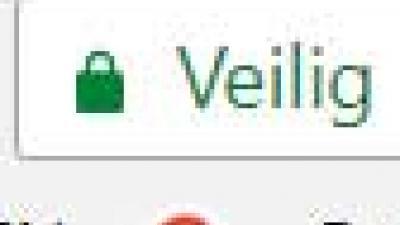 Groene slotje websites blijkt wassen neus