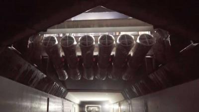 Vernieuwde Velsertunnel trekt veel bekijks