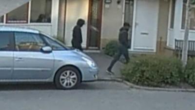Verdachten liquidatie Vincent Jalink op video vastgelegd