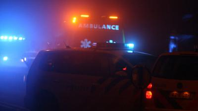 Man (24) overleden bij verkeersongeval