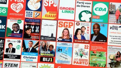 GroenLinks In grote steden absolute winnaar