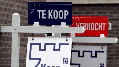 Aantal verkochte woningen in Nederland weer verder gestegen