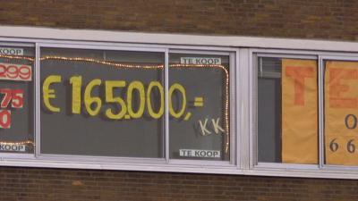Bijna kwart meer woningen verkocht in augustus