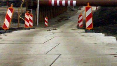 Foto van viaduct bouw | Archief EHF