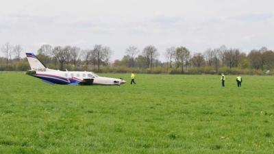 foto van vliegtuig