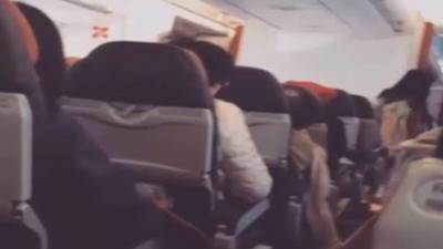 Piloot vraagt passagiers ''te bidden'' tijdens motorproblemen