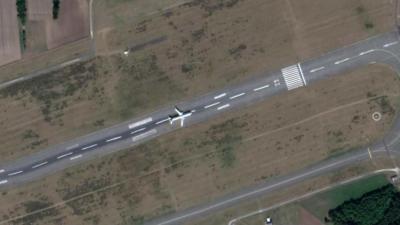 Twee doden bij crash Nederlands vliegtuigje in Münster