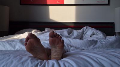 'Ouders geven het slechte slaapvoorbeeld'