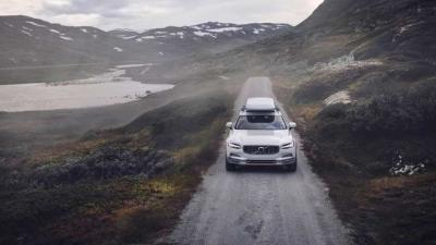 Volvo onthult de Volvo V90 Cross Country Volvo Ocean Race