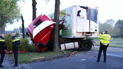 vrachtwagen-verkeersongeval