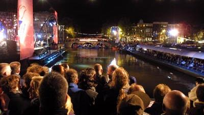 Foto van Vrijheidsconcert Amstel | Archief EHF