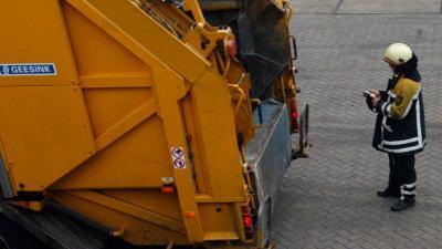 foto van afval | fbf