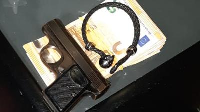 Geld en wapen