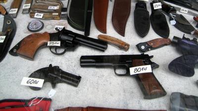 foto van verkoop wapens   fbf