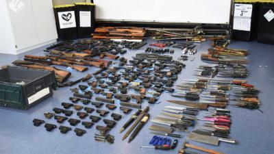 vuurwapens-inleveractie