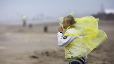 Waterschappen extra alert bij eerst storm van 2019
