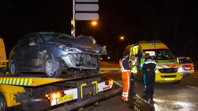 Son en Breugel, eenzijdig ongeval