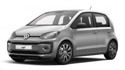 VW Up plotseling meest gestolen auto in de Achterhoek