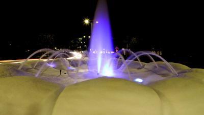 waakvlam-schuim-fontein