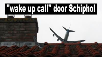 Inwoners Lelystad kunnen zich gaan opmaken voor herrie door vliegtuigen