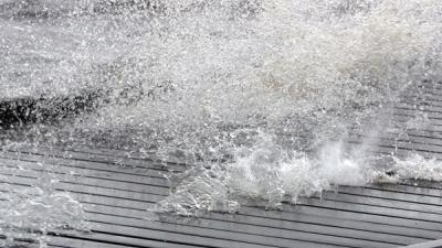 Foto van steiger water | Archief EHF