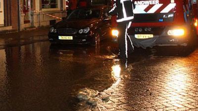 Man geëlektrocuteerd in ondergelopen kelder Rotterdam