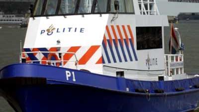 Foto van politieboot | Archief EHF