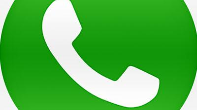 foto van logo WhatsApp | WhatsApp