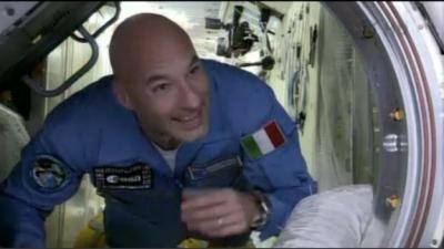 foto van ESA-astronaut Luca Parmitano | ESA