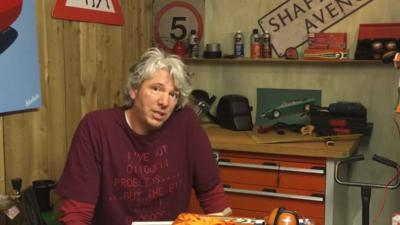 Topmonteur Edd China stopt bij Wheeler Dealers