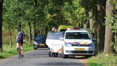 Wielrenner gewond op Kempseweg in Boxtel