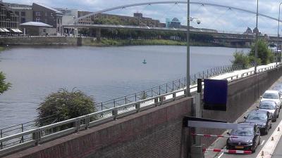 Dode man in Maas bij Maastricht aangetroffen