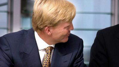 Foto van Willem-Alexander | Archief EHF
