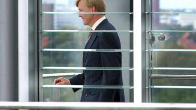 Foto van koning Willem-Alexander | Archief EHF