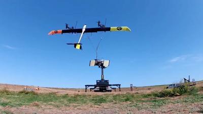 Grotere vliegende windturbines van Google getest