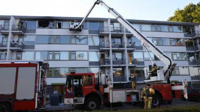 woningbrand-hoogwerker