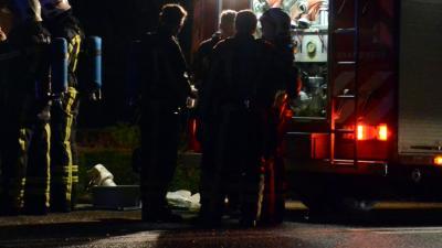Meisje (11) ernstig gewond bij woningbrand in Amersfoort