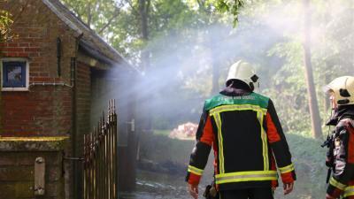 Mogelijk brandstichting woonboerderij