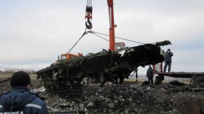 Nabestaanden mogen wrakstukken MH17 na onderzoek bekijken