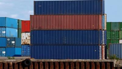 Foto van zeecontainers   Sxc